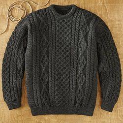 Galway Bay Fisherman's Sweater