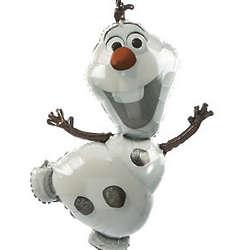 Disney's Frozen Olaf Mylar Balloon