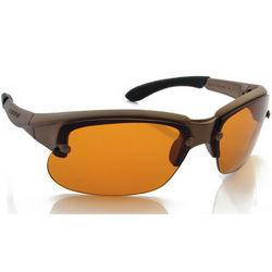 Amber Lens Sport Golf Sunglasses