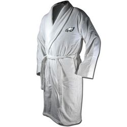 Philadelphia Eagles Terrycloth Logo Bathrobe