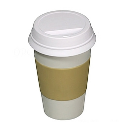 Coffee To-Go Cup Stress Reliever