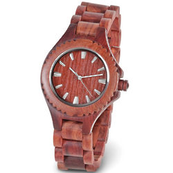 Lady's Sandalwood Watch