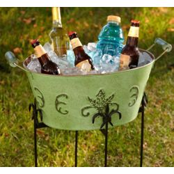 Patina Party Beverage Tub