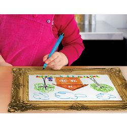 Mealtime Masters Placemats with Marker Pens