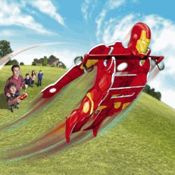 Remote Control Flying Iron Man Toy
