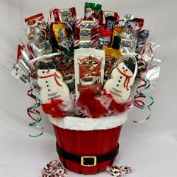 HoHoHo Candy Bouquet