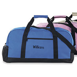 Personalized Kids Duffle Bag