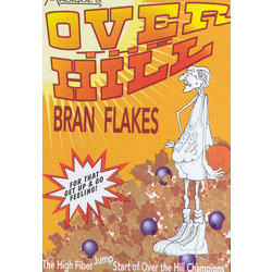 Over The Hill Bran Flakes