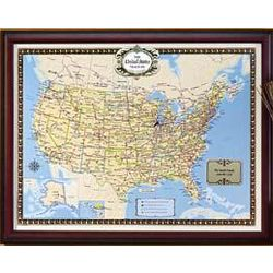 US Traveler Map Set