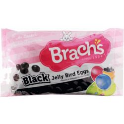 Black Licorice Jelly Bird Eggs