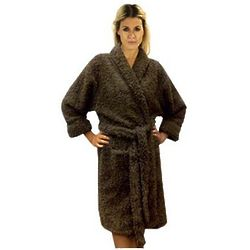 Woman's Sherpa Bathrobe