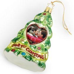 Tree of Love Christmas Ornament