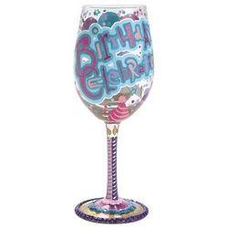 Birthday Celebration Wine Glass