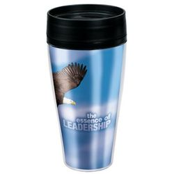 Essence of Leadership Travel Mug