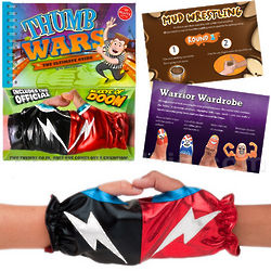 Thumb Wars Sleeve and Guide Book Kit
