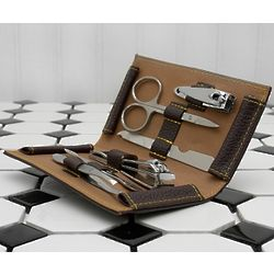Gentlemans 6 Piece Travel Manicure Set