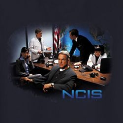 NCIS Original Cast T-Shirt