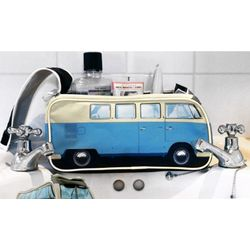VW Camper Toiletries Bag