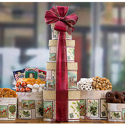 Christmas Gift Tower