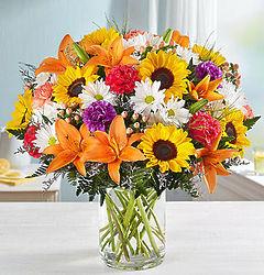 Sunshine Blooms Large Bouquet