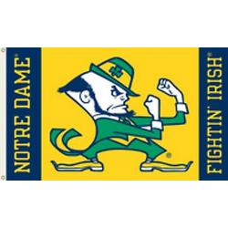 Notre Dame® Licensed 3' x 5' Flag