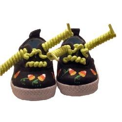 Candy Corn Halloween Sneakers