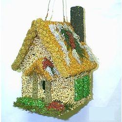 Ginger Bread House Feeder