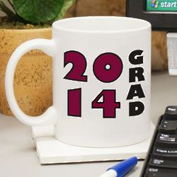 2014 Grad Coffee Mug