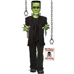 Frankenstein Glow in the Dark Wall Décor