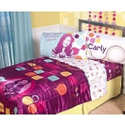 iCarly L.O.L Twin Sheet Sets