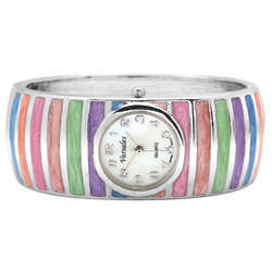 Rainbow Bracelet Watch