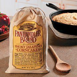 Smoky Jalapeno Corncakes Mix in a Bag