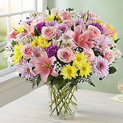Cheerful Wishes Large Bouquet