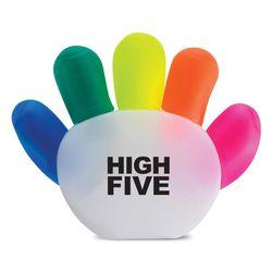 High Five Handy Highlighter Set