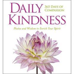 Daily Kindness Photos and Wisdom Book