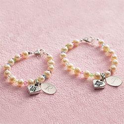 Big Sisterlittle Sister Bracelet Set Findgiftcom