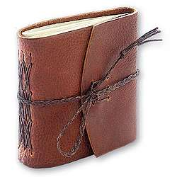 Small Leather Travel / Writing Journal