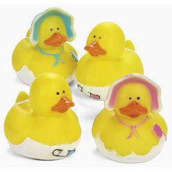 Baby Shower Rubber Duckies