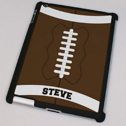 Personalized Football iPad 2 Case