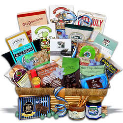 Ultimate Kosher Gourmet Gift Basket