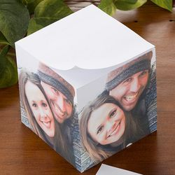 You Picture It Custom Paper Note Cube