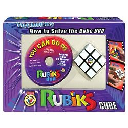 Rubik's Cube You Can Do It Puzzle