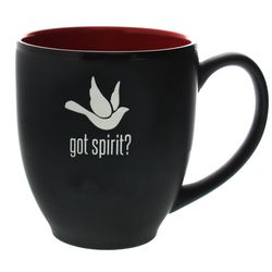 Got Spirit? Confirmation Mug