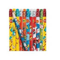 Dr. Seuss Pencil Assortment
