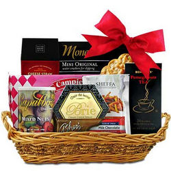 Sugar Free Snacker Gift Basket