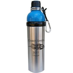 Personalized Stainless Steel Water Bottle