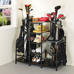 Golf Equipment Organizer