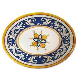 Non-Breakable Azzurra Platter