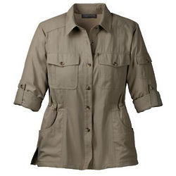 On Tour Shirt Jacket