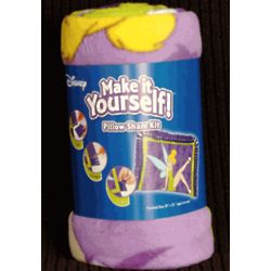 Tinkerbell Make it Yourself Pillow Sham Kit